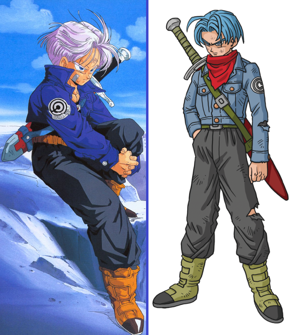 Dragon Ball/Dragon Ball Super