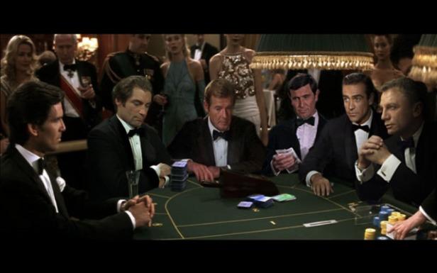 All James Bond