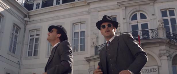 folle histoire Max et Léon trailer