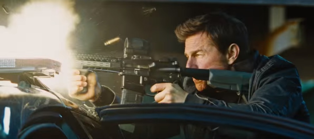 Jack Reacher 2 Tom Cruise trailer2