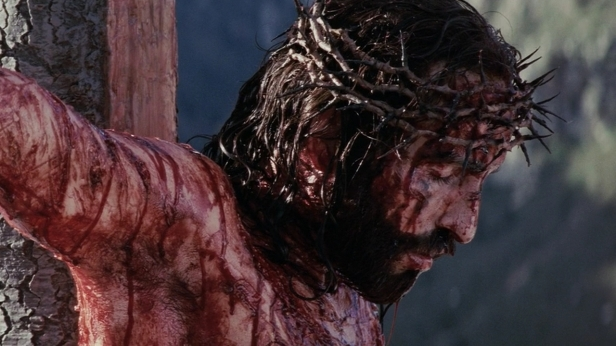 La passion du Christ blood