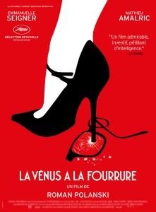 La Vénus à la Fourrure Aff FR