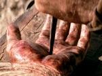 Passion du Christ hand Mel
