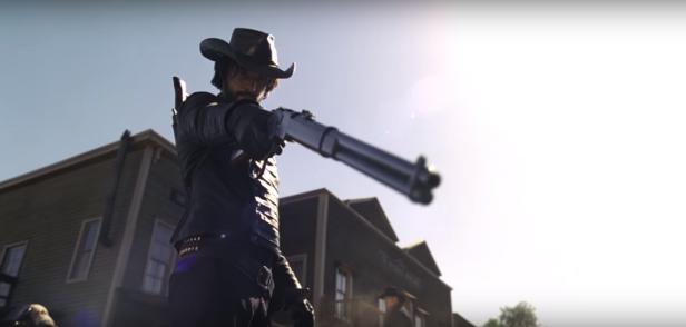 Westworld trailer2