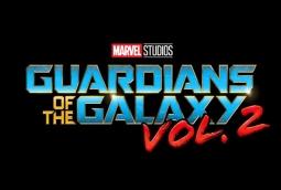 Gardiens de la Galaxie 2 logo
