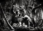 King Kong vs T-Rex 1933