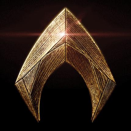 Logo Warner Aquaman