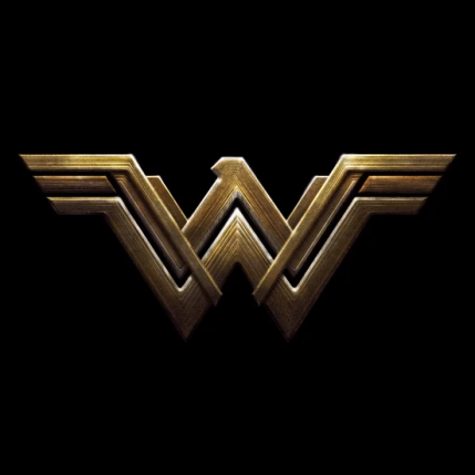 Logo Warner Wonder Woman