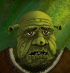 shrek old by lucak desu