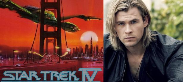 Star trek 4 Hemsworth