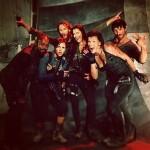 Resident evil 6 group