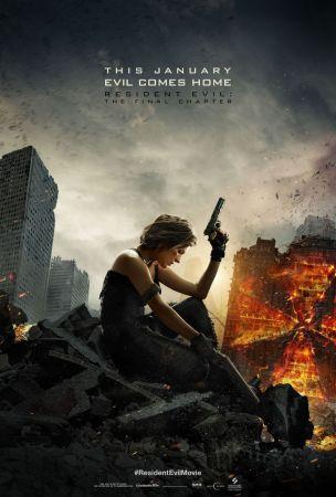 Resident evil 6 poster2