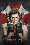 Du poster pour Resident Evil : Le chapitre final !