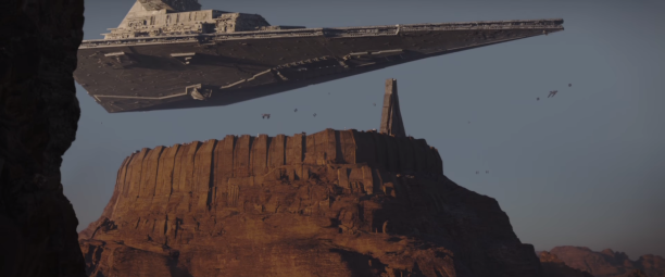 Rogue One trailer2