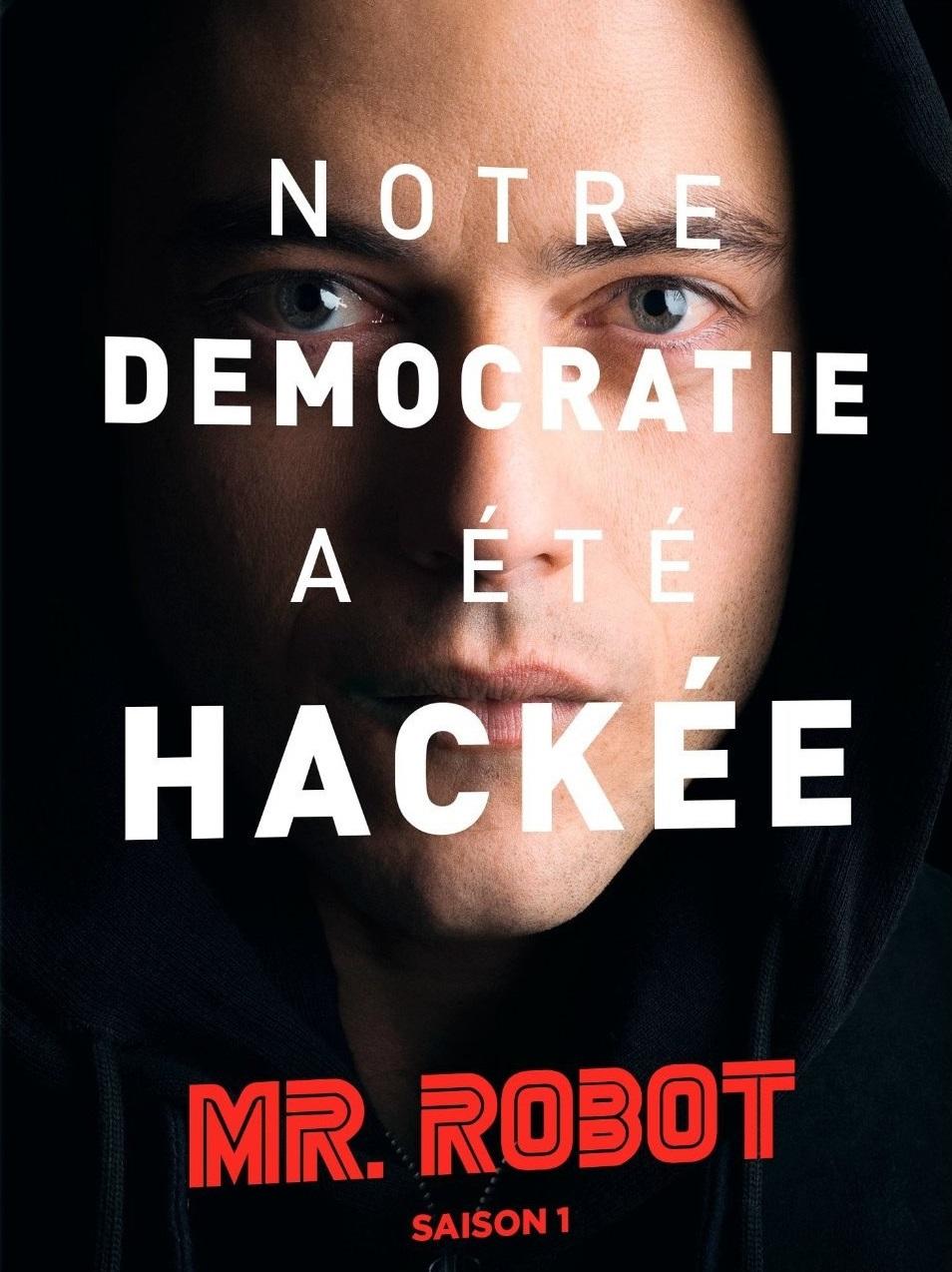 Top Mr. Robot, une série au réalisme effrayant | La Gazette des  SP18