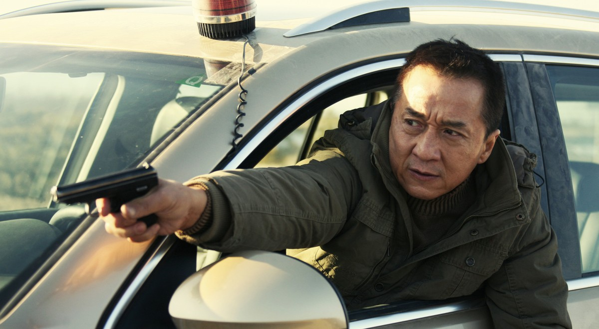 [CRITIQUE ASIE] POLICE STORY : LOCKDOWN