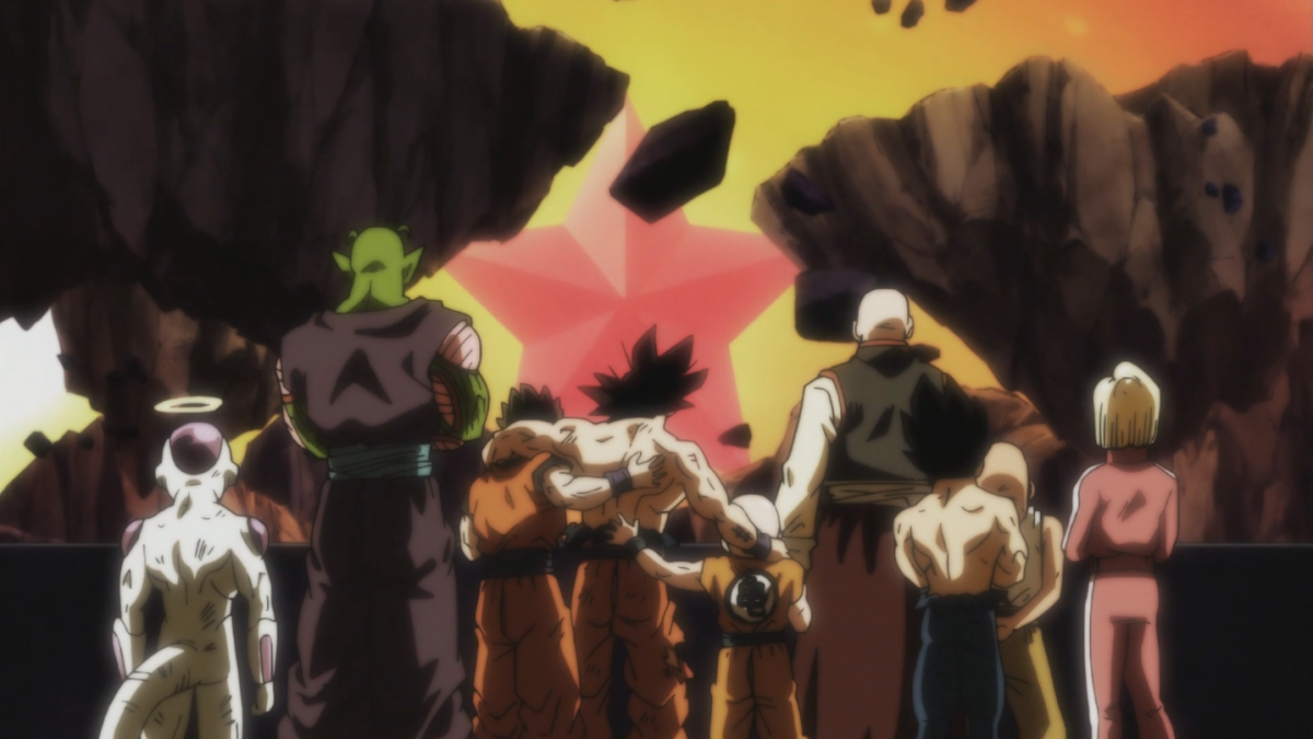 [CRITIQUE ASIE] DRAGON BALL SUPER - #121 À #131
