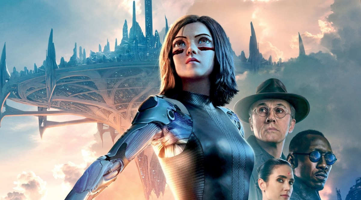 [CRITIQUE] ALITA : BATTLE ANGEL